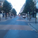 Oxford Street at 6:30am on a Sunday - about the only time you'll get me there!